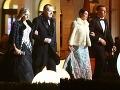Ples v opere 2018: Kollárova kráska s mega výstrihom, Hrbatý ukázal manželku a títo prominenti vyvetrali mladé partnerky
