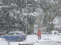 Aj v Česku vyčíňa počasie: Hlásia viac ako sto havárií, najmenej desať zranených