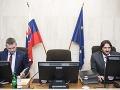 Na snímke zľava podpredseda