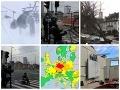 AKTUALIZOVANÉ Na Slovensko sa valí orkán: V Európe už hlásia obete, ľudia lietajú vzduchom