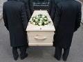 Horor deň pred pohrebom: