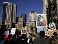 FOTO Amerika na pochode: Státisíce ľudí demonštrovali za ženské práva a proti Trumpovi