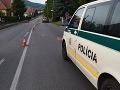 Nehoda v Nitre: Vodič zrazil tínedžera a ušiel, polícia hľadá svedkov