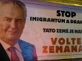 Zemanove bilbordy pod paľbou: