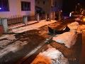 FOTO Scény ako z akčného filmu: Šialená jazda vodiča BMW skončila streľbou, chcel oklamať políciu