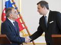 Hodnotami a pocitmi sú Stredoslováci a tento kraj najbližšie k Arménom, povedal Danko