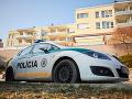 Policajti majú za sebou rušný týždeň: Zachraňovali životy, zasiahli v poslednej chvíli