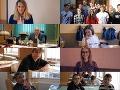 Žiaci z prešovskej strednej poriadne prekvapili: VIDEO Neuveríte ako spropagovali svoju školu