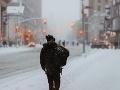 Slováci, POZOR! Zima opäť udrie v plnej sile: Napadnúť môže až 40 cm snehu