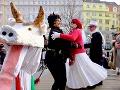 Staromestské fašiangy prinesú tradície,