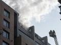 V berlínskom hoteli vypukol požiar: Vynútil si evakuáciu centra mesta