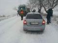 Nehoda pri Prešove: Nákladiak vletel do protismeru, zrážka s rodinou s tromi deťmi