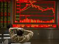 Ďalší pád burzy tento týždeň: Znepokujujúce správy! Wall Street prudko oslabila
