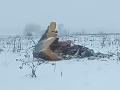Na mieste havárie našli trosky lietadla a niekoľko tiel obetí.
