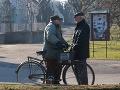 Slovensko starne stále viac a viac: Počet penzistov opäť vzrástol