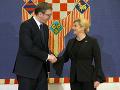 Nová éra balkánskych vzťahov: Prezidenti Chorvátska a Srbska sa dohodli zmiernení napätia