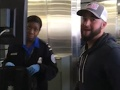 VIDEO Hanba na letisku