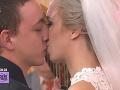 Adela a Viktor rok od zásnub opäť v Teleráne: SVADBA v priamom prenose!