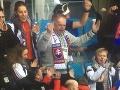 Andrej Kiska počas zápasu