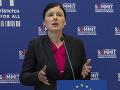 Eurokomisárka Jourová si podala Slovensko: Je znepokojená situáciou rómskych žiakov