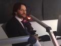 VIDEO Komentátor Kaliňák: Politický rozhovor sa v živom vysielaní zmenil na hokejový prenos