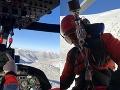 Horskí a leteckí záchranári