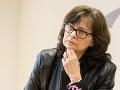 Žitňanská: Koalícia sa chce pri preukazovaní pôvodu majetku vybrať inou cestou