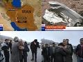 Na juhu Iránu sa