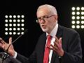 Predseda Labouristov Jeremy Corbyn
