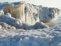 Meteorologóvia varujú, v okresoch Martin a Prievidza hrozí ľadová povodeň