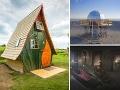 FOTOREPORTÁŽ Bývanie, ktoré vám vyrazí dych: To najlepšie z Airbnb