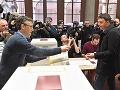 Pozornosť Európy sa sústredí na talianske voľby: V hre sú aj neofašistické hnutia