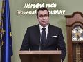VIDEO Som pripravený viesť dialóg s prezidentom i s predsedom vlády Ficom, odkázal Danko