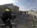 Experti na chemické zbrane prišli s nepekným výsledkom: V sýrskom meste bol použitý chlór
