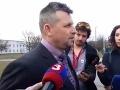 Prokurátor Špirko podal na Kaliňáka a funkcionárov polície trestné oznámenie za sabotáž