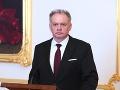 Prezident Kiska pokračuje v rokovaniach: V pondelok prijme predstaviteľov týchto strán