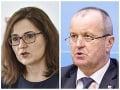 Lubyová ani Gajdoš neuviedli, či chcú pokračovať v novom vládnom kabinete