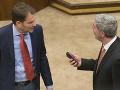 Predseda Mosta-Híd Béla Bugár chce zažalovať Matoviča za jeho výroky