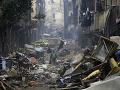 Boje v Sýrii sa vyostrujú: Útoky na nevinných ľudí v nemocnici zabili 16 ľudí