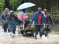 FOTO Trpeli suchom, teraz ich sužujú dažde: Povodne v Keni pripravili o život najmenej 15 ľudí