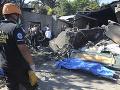 FOTO Lietadlo sa zrútilo priamo na rodinný dom: Horor neprežilo 10 osôb, vrátane detí