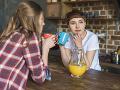 Čašníčka v bratislavskom podniku pobúrila Slovákov: FOTO Z reakcie kaviarne sú ľudia v šoku