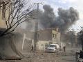 Daeš prešiel do protiútoku: V Sýrii obsadil časť Damasku