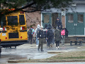 FOTO Ďalšia streľba na strednej škole v USA: Študent začal paľbu tesne pred vyučovaním