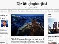 Známy americký denník píše o Slovensku: Ako sa po vražde vzoprelo a vykoplo svojho premiéra