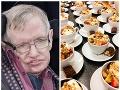 Rodina Hawkinga splnila vedcovi