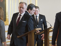 Ústavný súd rieši vyznamenania premiéra a predsedu parlamentu: Sťažoval sa prezident