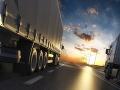 Slovenský kamionista (33) v Rakúsku: Na pumpe sa posilnil pivom a sadol za volant