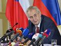 Zeman odsúdil operáciu v Sýrii: Kovbojský projekt je chyba, tvrdý odkaz západným mocnostiam