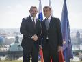 Premiér Pellegrini: SR sa pripojí k budovaniu rýchlostného spojenia Praha-Brno